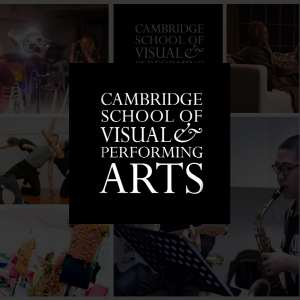 CSVPA 예술대학(Cambridge School of Visual Performing Art)