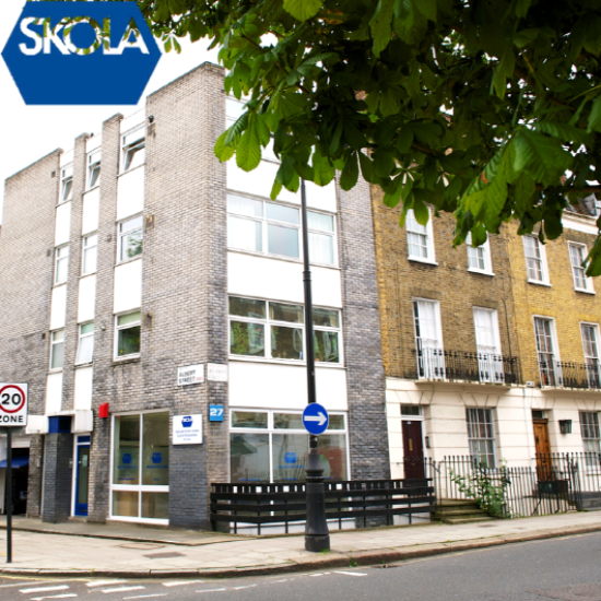 스콜라 런던 (Skola English ,London)
